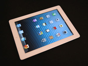 Apple Ipad 4th Gen White