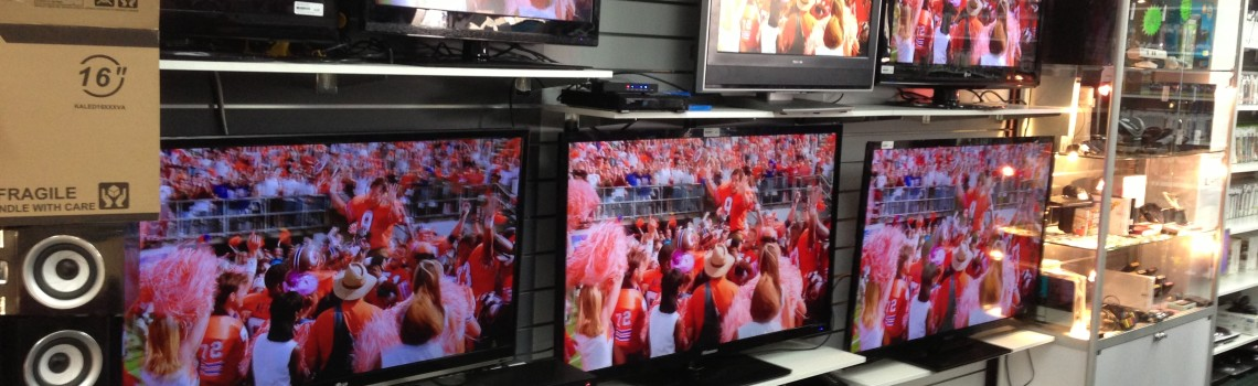 Great Range Of Televisions!
